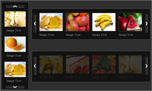 jquery content slider