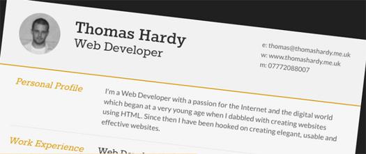 Free-Responsive-HTML-CSS3-CV-Template