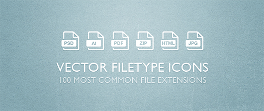 100-Free-Vector-Filetype-Icons