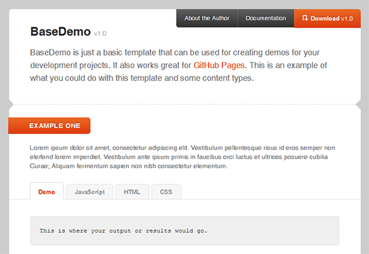 Basic-Template-For-Creating-Demos-
