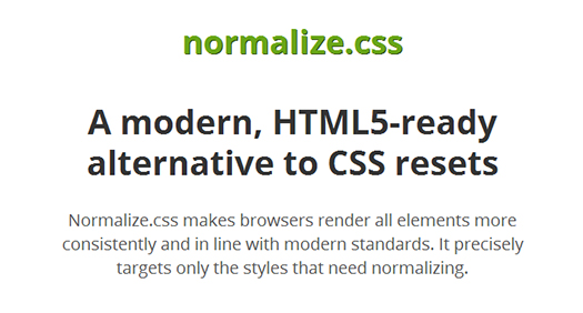 HTML5-ready-Alternative-to-CSS-Resets