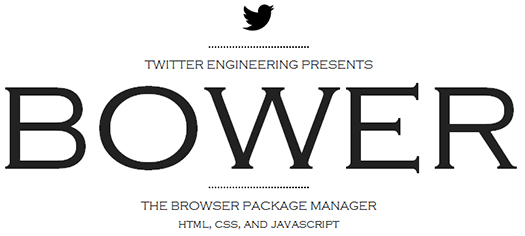 Browser-Package-Manager-For-The-Web-By-Twitter-Bower
