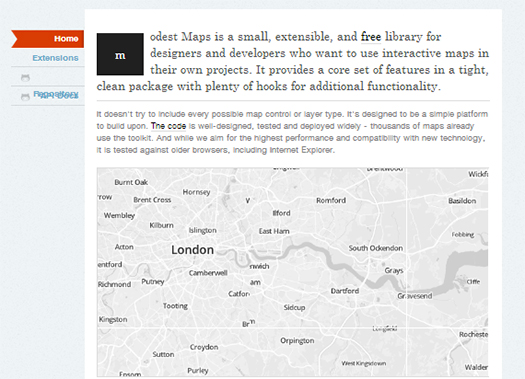 Free-Library-for-Interactive-Maps-Modest-Maps