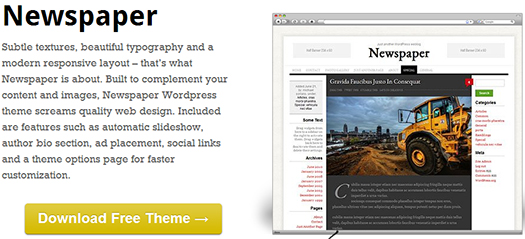 Magazine-Style-Free-WordPress-Theme-Newspaper