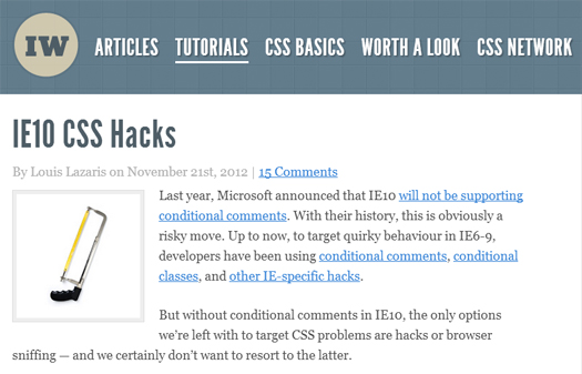 IE10-CSS-Hacks