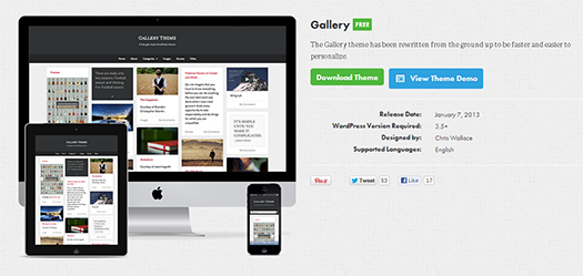 Free-Responsive-Portfolio-WordPress-Theme-Gallery