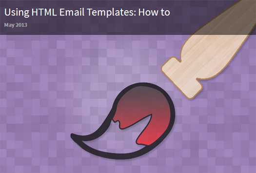 How to Using HTML Email Templates