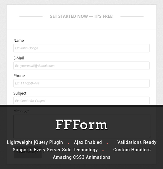 Jquery registration form validation for Jquery registration form template