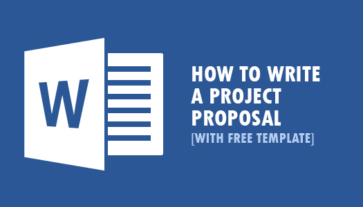 Simple Project Proposal Template Word Success