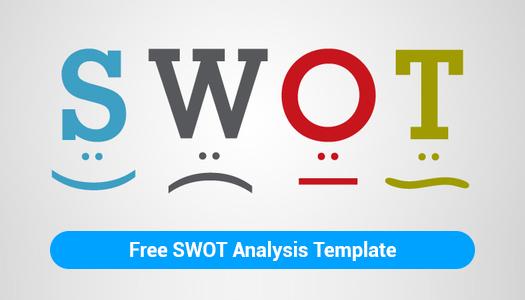 swot analysis in microsoft word