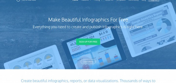 Free infographic tools online