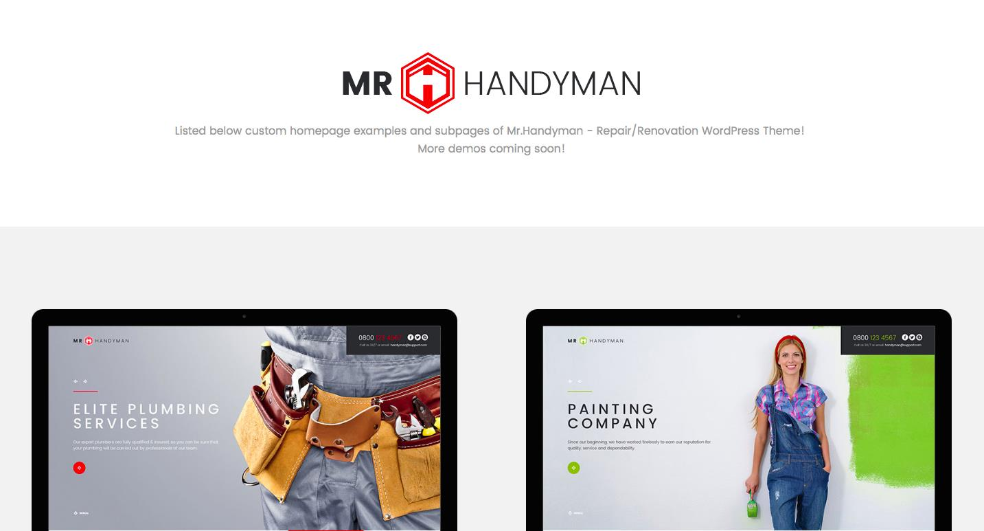 Handyman dating website