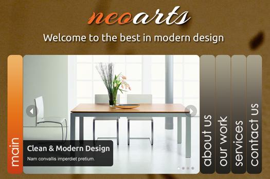 NeoArts Template