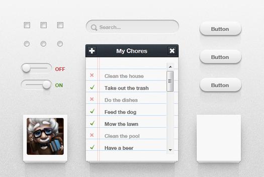 CSS3-UI-Kit