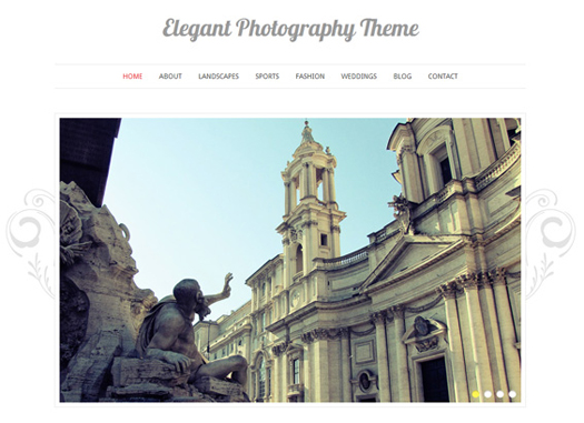 Elegant-Photography-Free-WordPress-Theme-For-Photographers