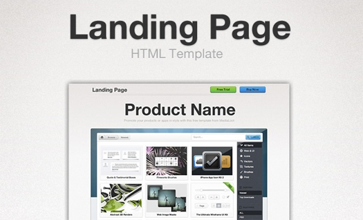 Free-Landing-Page-HTML-Template