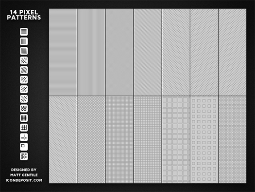 14-Free-Photoshop-Pixel-Patterns-PAT