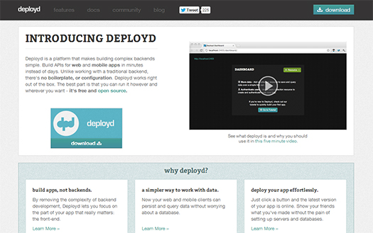 Build-APIs-for-Web-and-Mobile-Apps-Deployd