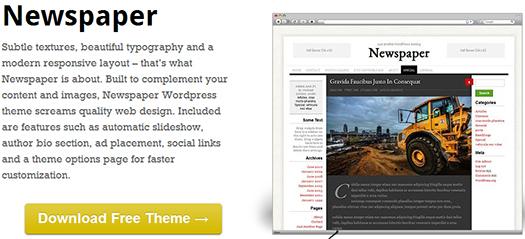 Magazine-Style-Free-WordPress-Theme-Newspaper