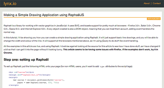 Making-a-Simple-Drawing-Application-using-RaphaelJS