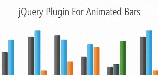 jQuery Plugin Animated Bars