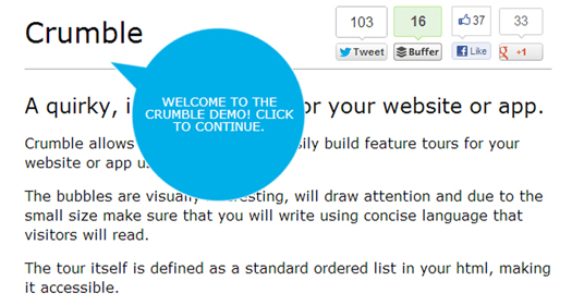 A-Quirky-Interactive-Tour-For-Your-Website-or-App-Crumble