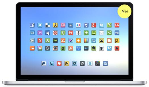 Free-Social-Icons-WordPress-Plugin-&-PSD-Mav-Icons