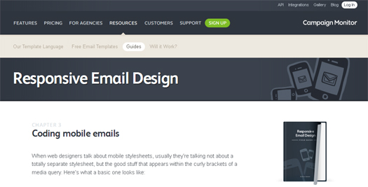 Coding Mobile-friendly Emails
