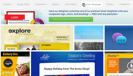 Free Newsletter Email Templates