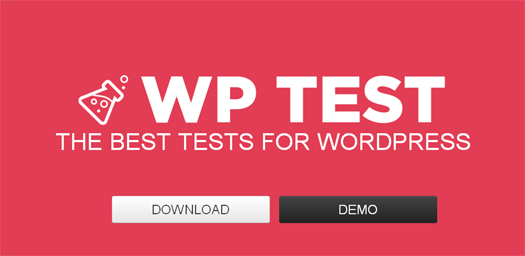 Free-to-Use Test Data for WordPress - WP Test