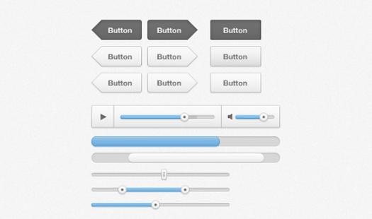 Cloudy UI Kit