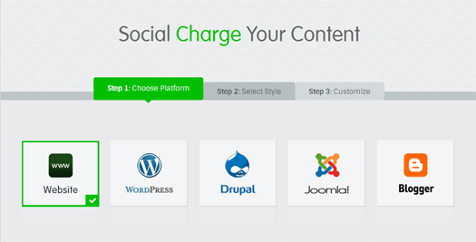 ShareThis Social Media WordPress Plugin