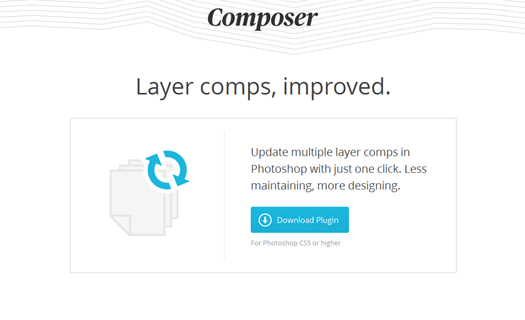 Composer - Layer Comps, Improved