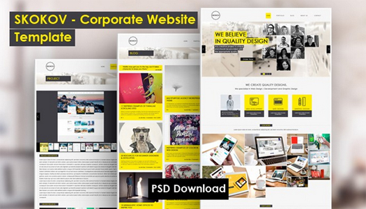 Thursday Roundup 54 – Company Portfolio Template