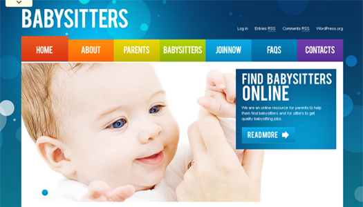16 Finest Youngsters and Children WordPress Themes | EGrappler