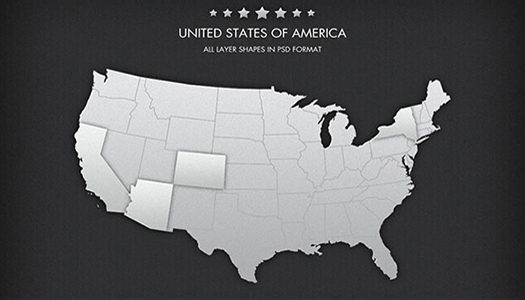 Free United States and World Vector Maps Collection EGrappler