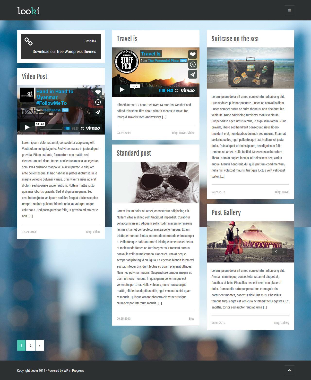 Looki Theme EGrappler.com