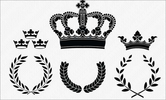Heraldry Vector images