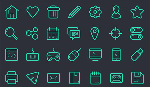 Free-Icon-Set