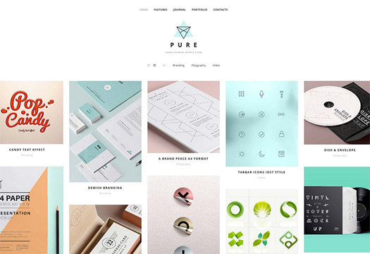 Pure-WordPress-Theme-For-Free-Download