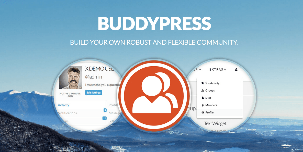 EGrappler.com BuddyPress Theme Giveaway