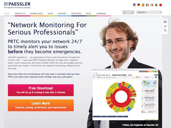 The 9 Greatest Community Monitoring Instruments On-line