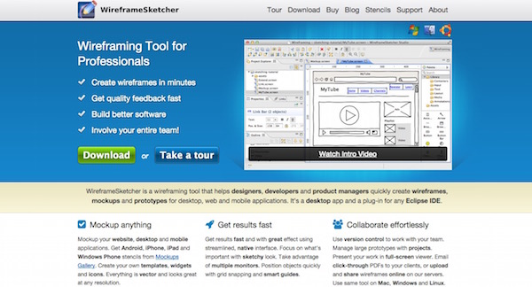 Top Nine Free Wireframing Tools For Developers | EGrappler