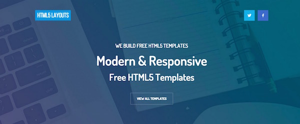 html5-website-templates
