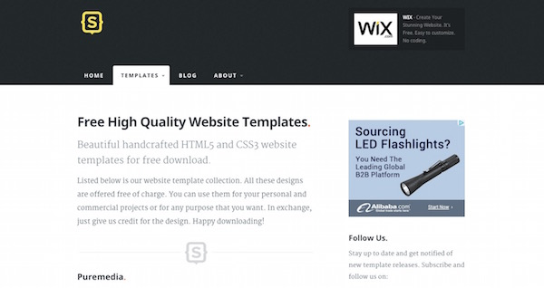 html5-website-templates