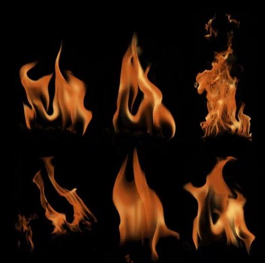 flamebrushes