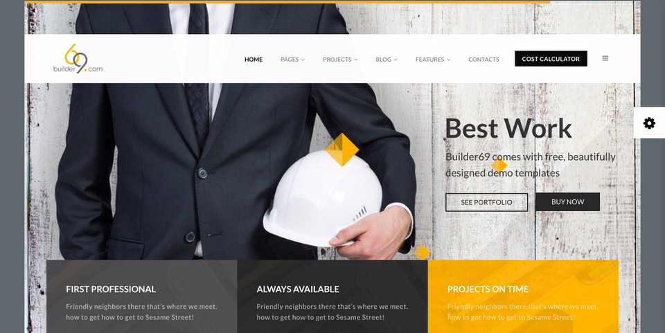 Best WordPress Themes for Engineers