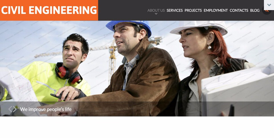 Civil Engineering Theme