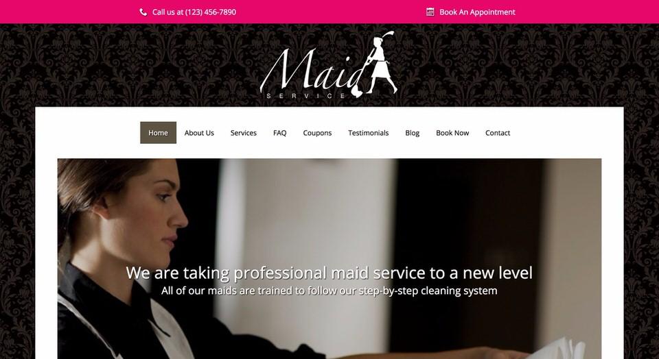 Maid Service Theme