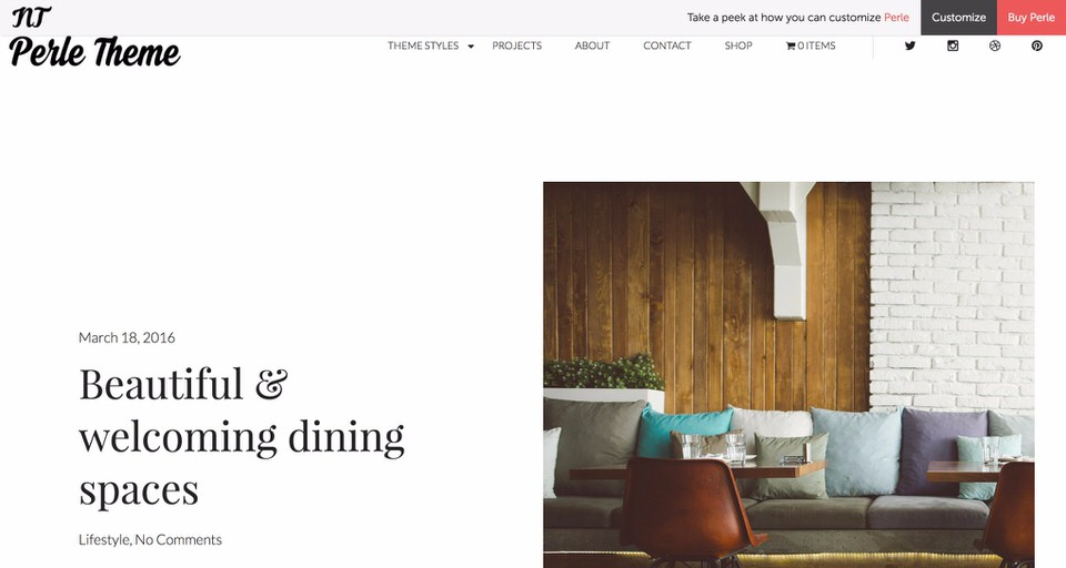 20 Best WordPress Themes For Interior Designers 2017